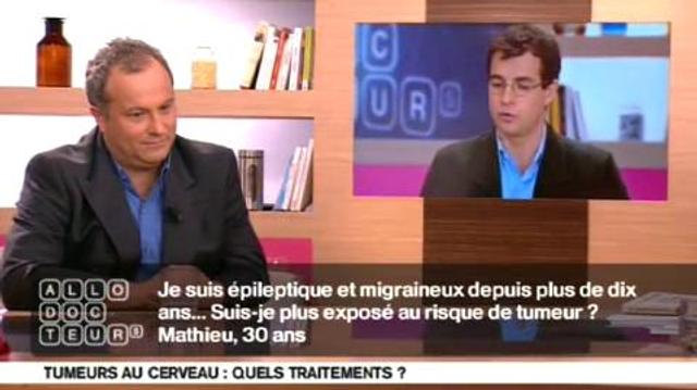 Epileptique et migraineux, suis-je plus exposé au risque de tumeur cérébrale ?