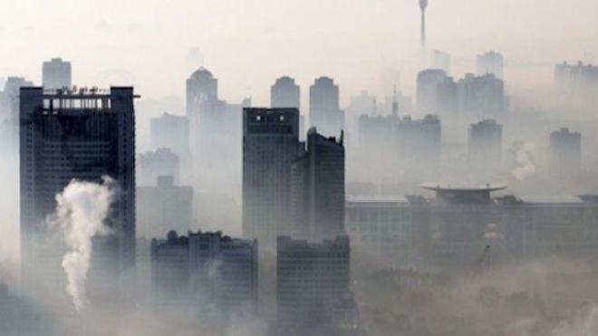 Pollution de l'air : deux tiers des villes chinoises hors-normes