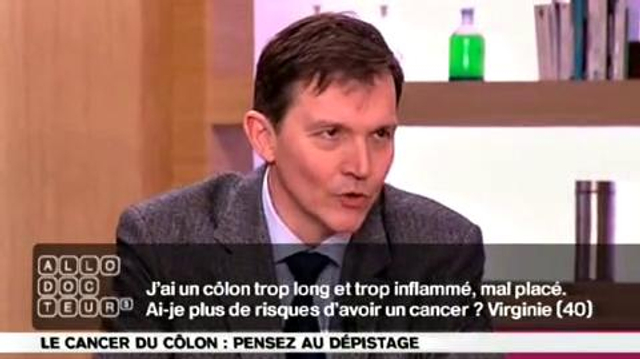 Cancer du côlon : plus de risques pour un côlon plus long ?