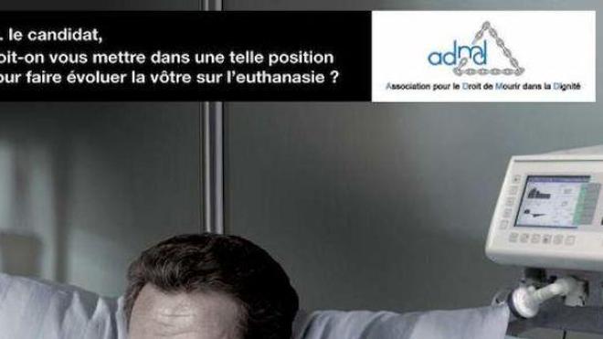 Le Pen, Sarkozy et Bayrou sur leur lit de mort