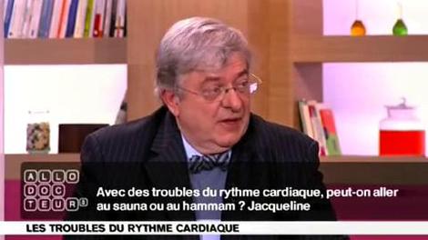 Troubles du rythme cardiaque : sauna autorisé ?