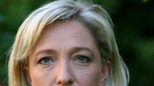Marine Le Pen : suppression progressive du numerus clausus