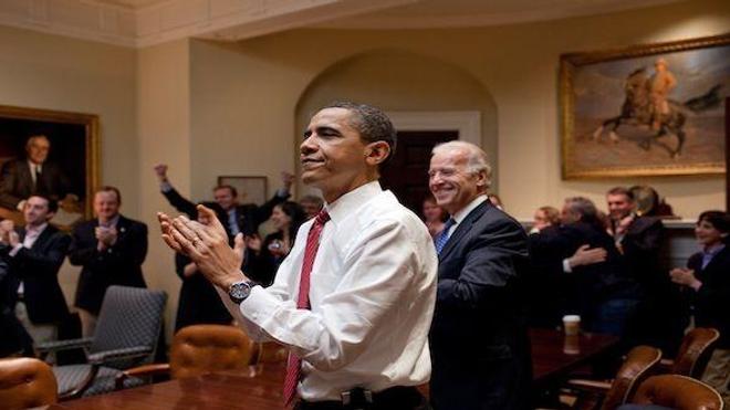 Dernière ligne droite pour la réforme santé d'Obama