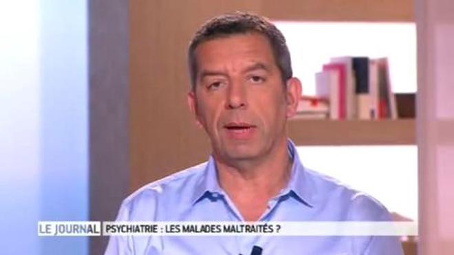 Entretien avec Jean Canneva, président de l'Union nationale des amis et familles de malades psychiques (Unafam), invité dans le Magazine de la santé du 26 mars 2012