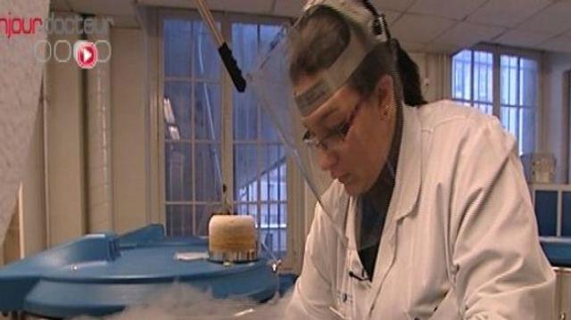 Embryons sous haute surveillance