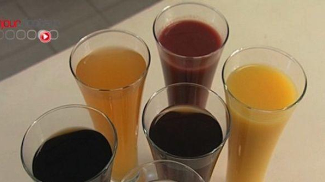 Sodas et jus de fruits : plus sucrés qu'on ne l'imagine