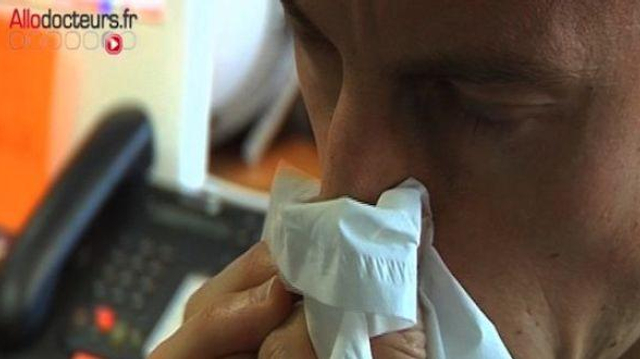 Un patch contre le rhume des foins ?