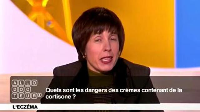Eczéma : les crèmes à la cortisone sont-elles dangereuses ?
