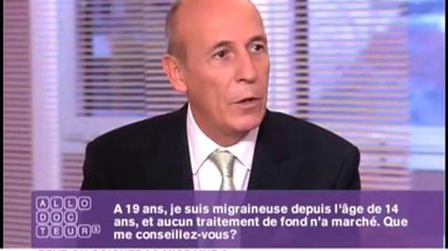 Migraine : pour la vie ?