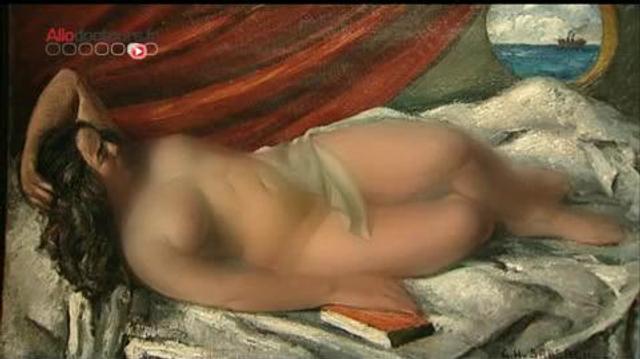 Exposition : le corps mis à nu