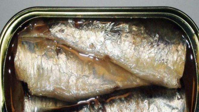 Rappel de lots de sardines en boîte du groupe Casino