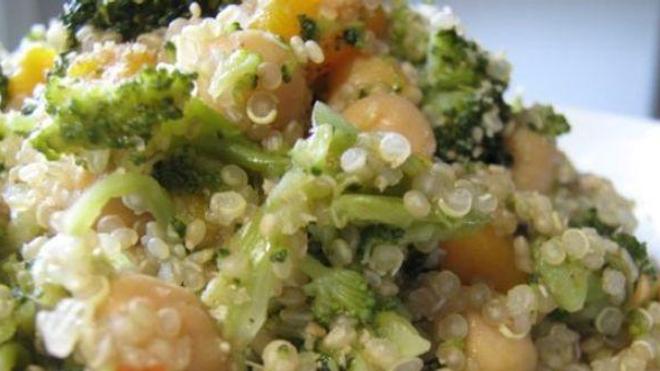 Le quinoa, en vedette contre la faim dans le monde