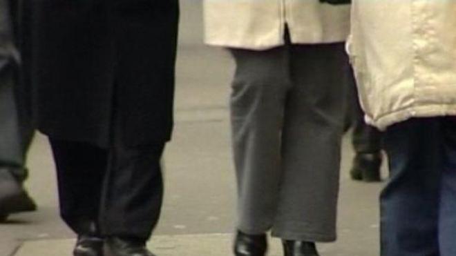 Grande-Bretagne : une femme sur deux est en surpoids