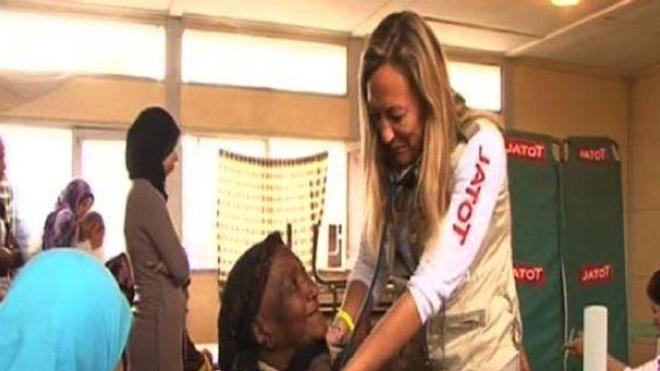 Désert marocain : le rallye médical des Gazelles