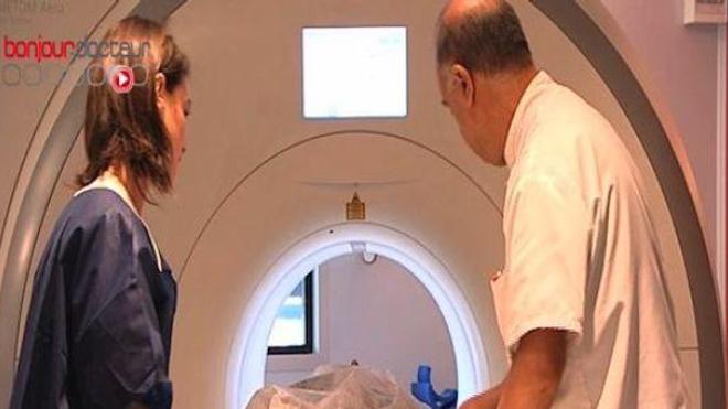 Première : un accouchement filmé sous IRM