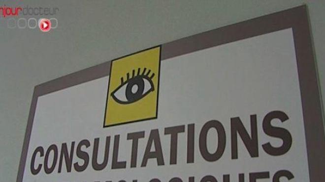 Un test oculaire pour détecter les AVC?