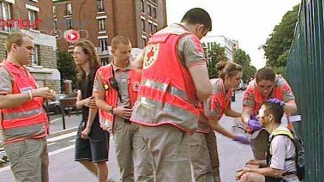 Croix-Rouge : la Caravane d'été reprend la route !