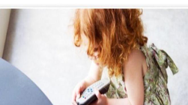 La télé rend vos enfants mous du genou