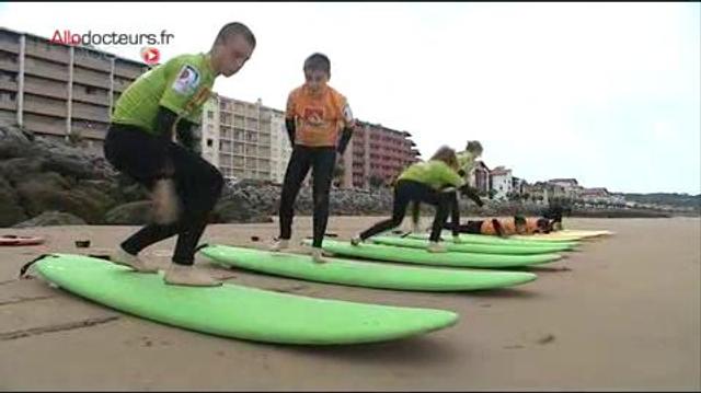 Surf thérapie : se soigner en surfant
