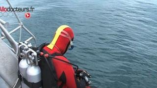 Accidents de plongée : le CHU de Nice alerte