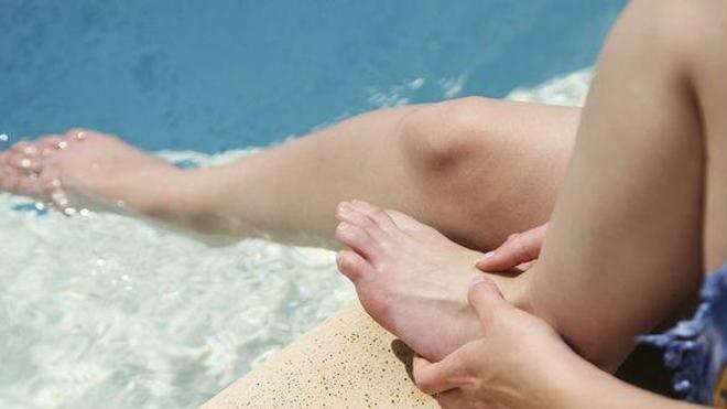 Du soleil, de fortes chaleurs, de l'humidité, les conditions idéales pour les mycoses cet été (Photo © alco81 - Fotolia.com)