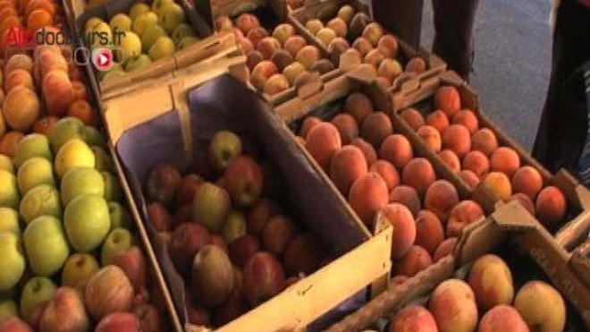 Deux pommes par jour éloignent le médecin !