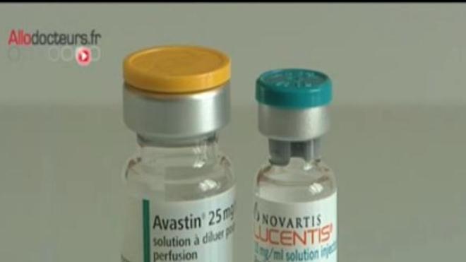 L'Avastin® coûte trente fois moins cher que le Lucentis® et il est tout aussi efficace