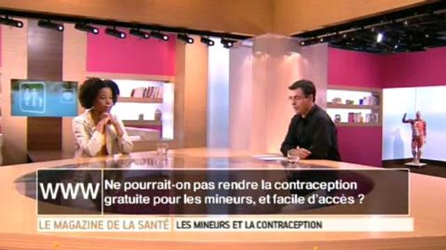 Ne pourrait-on pas rendre la contraception gratuite pour les mineurs ?
