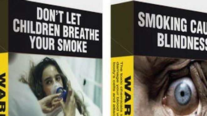 L'Australie impose l'uniforme à ses paquets de cigarettes !