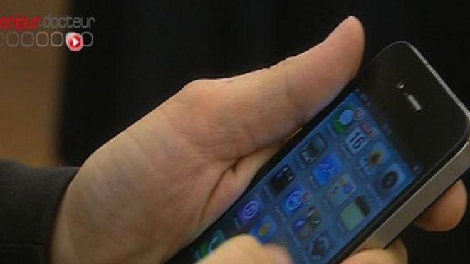 Bientôt un smartphone capable de dépister le sida