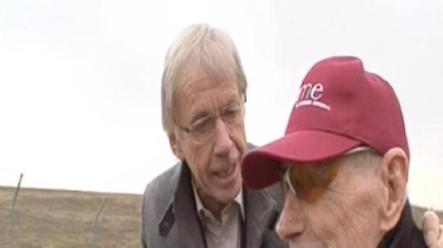 Robert Marchand, 100 ans, cycliste, et tout son souffle !
