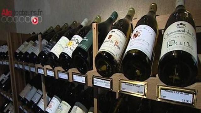 Vive le vin sans alcool ! Bon pour le coeur et nos artères !