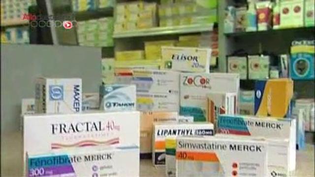 Cholestérol : des statines trop prescrites