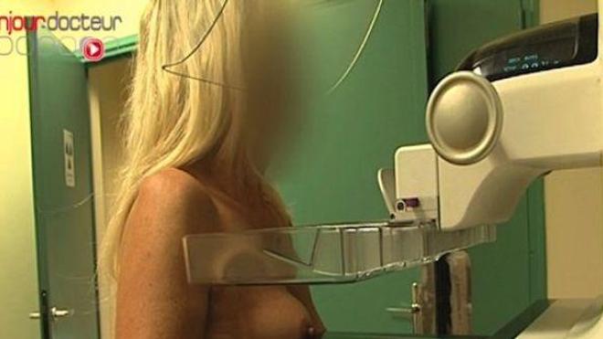 Le cancer du sein qui survient entre deux mammo