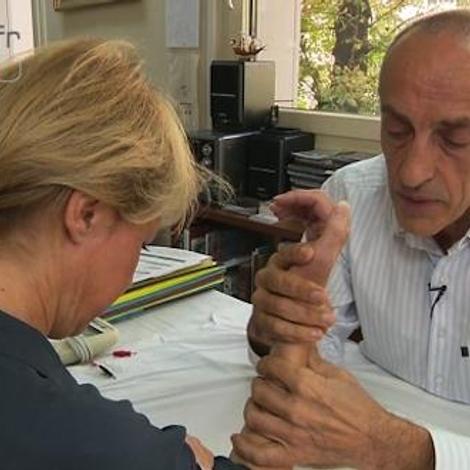 Chutes : attention à la fracture du poignet