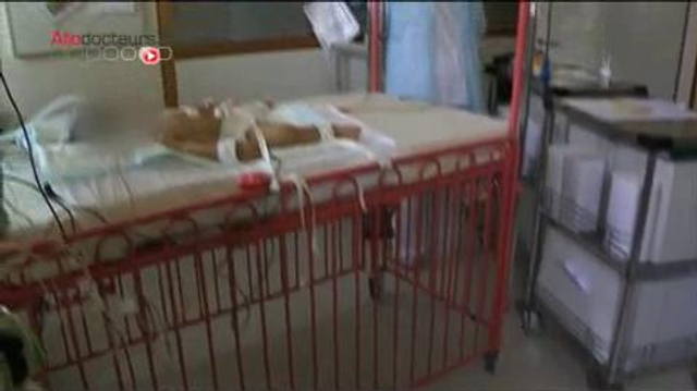 Enfants hospitalisés : 10 % souffrent de dénutrition