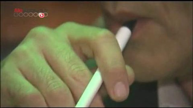 Scepticisme autour de la cigarette électronique