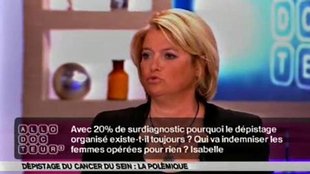 Cancer du sein : un cancer surdiagnostiqué ?