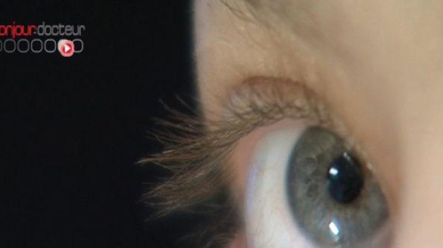 Un regard pour la recherche sur les maladies de l'oeil