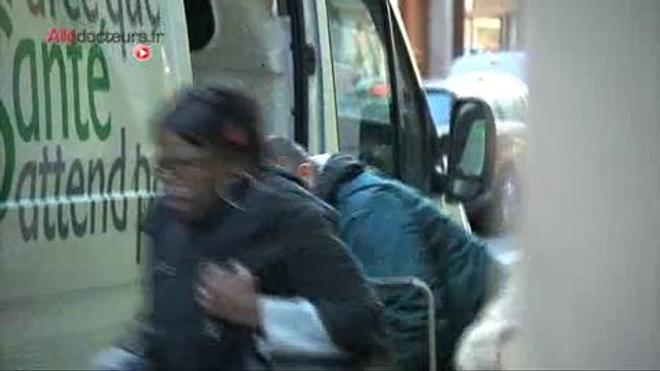 Vers une pénurie de certains médicaments ? Reportage vidéo du 18-10-2012 de Dominique Tchimbakala