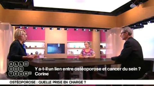 Y a-t-il un lien entre l'ostéoporose et le cancer du sein ?