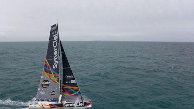 Vendée Globe : trois skippers contre une maladie génétique