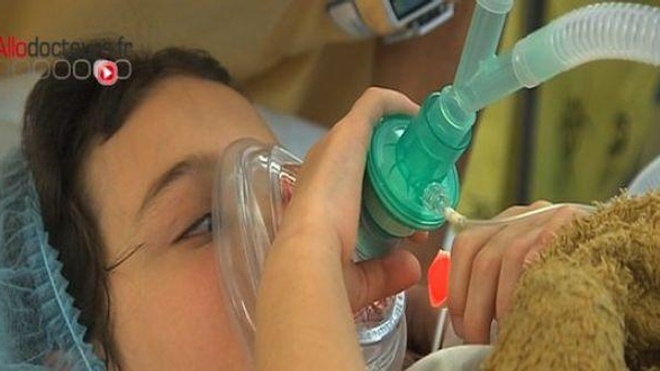 Anesthésie : un risque pour les enfants?
