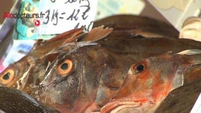 Le poisson, c'est la santé ?