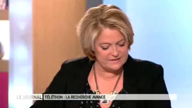 Téléthon 2012 : la recherche avance