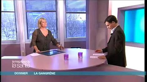 La gangrène, le symbole de la mort