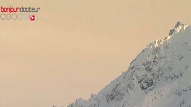 Soleil de montagne : gare aux kératoses solaires !