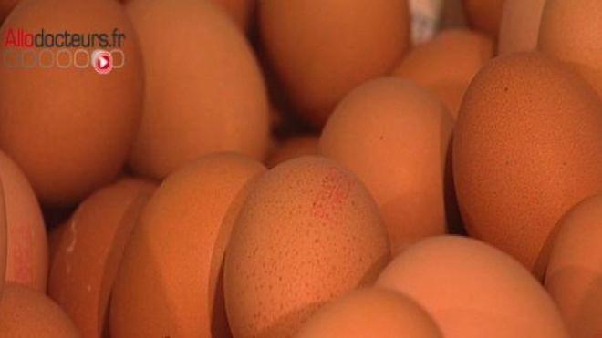 Deux lots d'oeufs contaminés ont été importés en France.