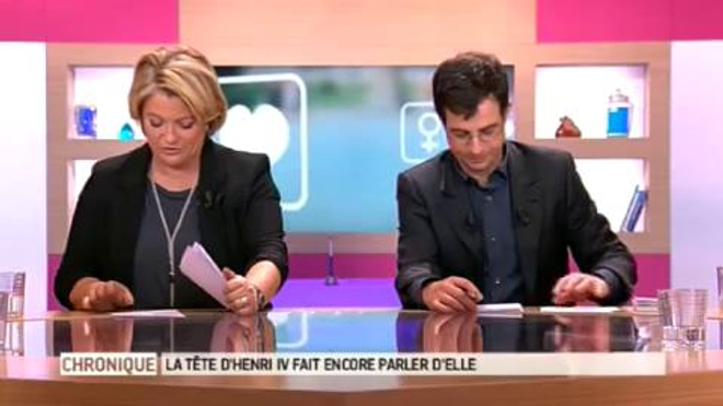 Chronique de Philippe Charlier du 24 janvier 2013