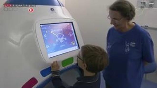 Pour éviter la sédation, le simulateur d'IRM apparaît comme une alternative intéressante.
